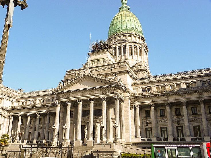 Die Regierung Macri muss in den nächsten zwei Jahren die Wirtschaft voranbringen