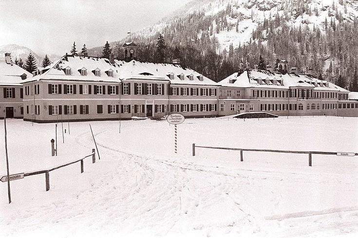 Bildungszentrum Wildbad Kreuth der Hanns-Seidel-Stiftung 1976