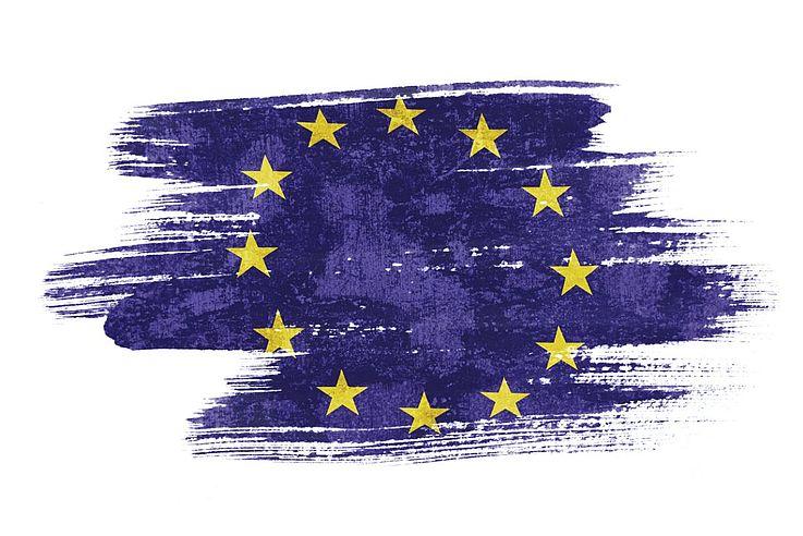 Die Sterne im EU-Kreis