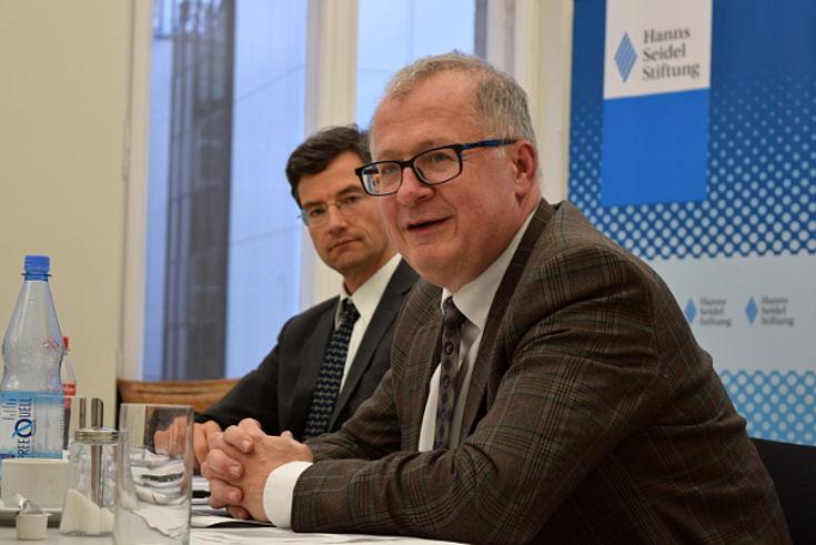 Andreas Rüesch, Tilo Klinner