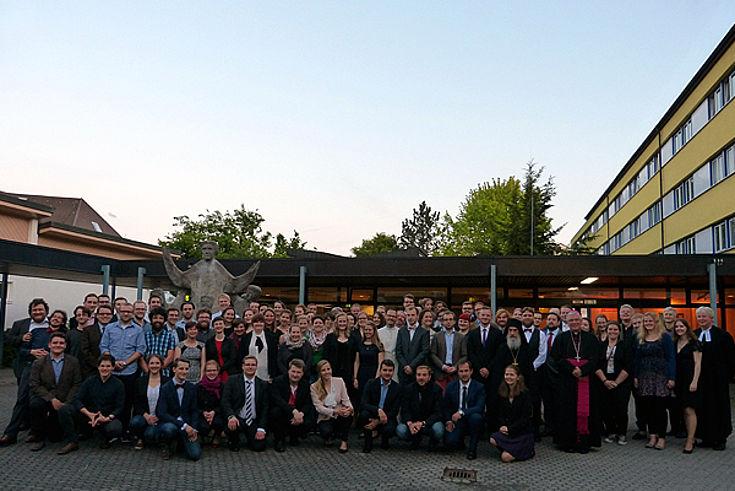 Knapp 100 Studenten waren nach München gekommen