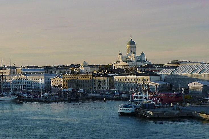 """""""Nachhaltiges Europa - Nachhaltige Zukunft"""", das ist die Devise für Finnlands EU-Ratsvorsitz."""