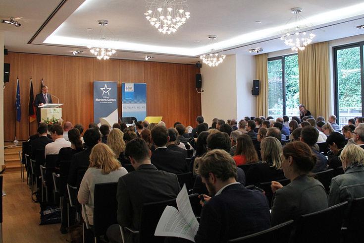 """Johannes Jung: """"Estland steht für eine gelungene EU-Erweiterung und Integration""""."""
