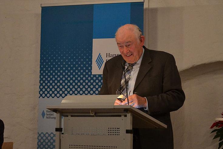 Ministerpräsident a.D. Günther Beckstein