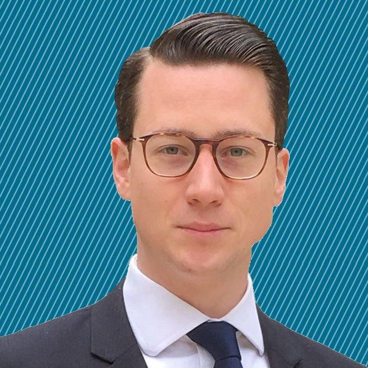 Projektleiter Dr. Philipp Siegert