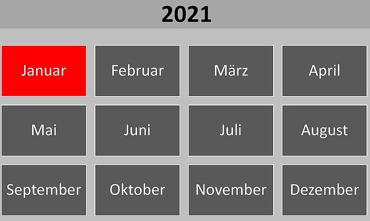 Historische Ereignisse im Januar 2021