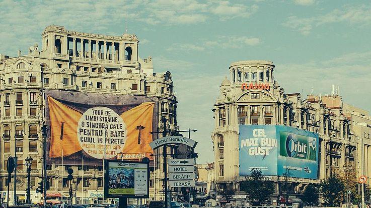 Das Ende gewaltfreier Demonstrationen in Rumänien?