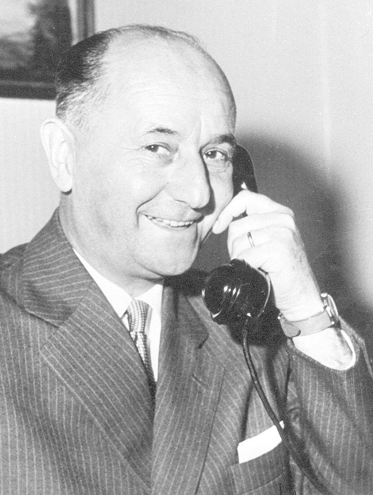 Als Ministerpräsident förderte Seidel den Wandel Bayerns vom Agrar- zum Industriestandort