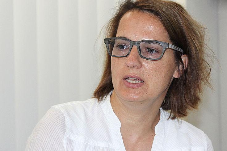 """Yvonne Tamborini: """"Gerüchte verbreiten sich schneller als Fakten."""""""