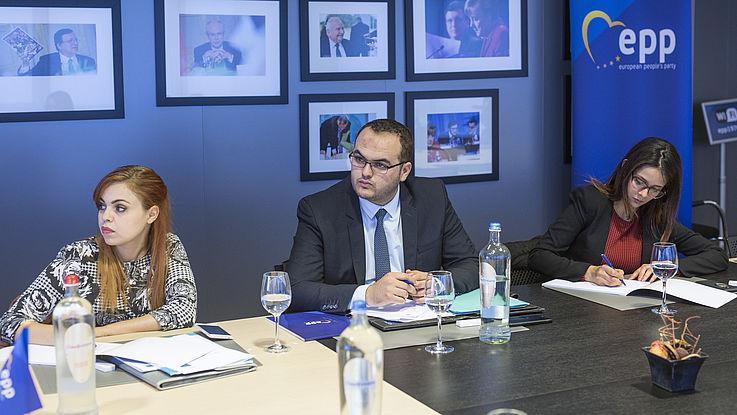 Für die EVP ist Tunesien ein wichtiges Partnerland im Mittelmeerraum
