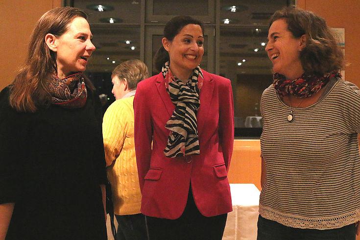 Annette Roeckl, Susanne Schmid, Daniela Arnu