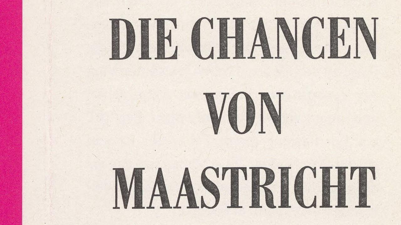 Flugblatt der Frauen Union 1996