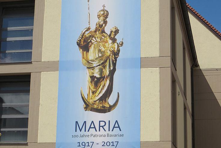 100 Jahre Patrona Bavariae: Feiertag zum Dank wegen Rettung vor den Schweden