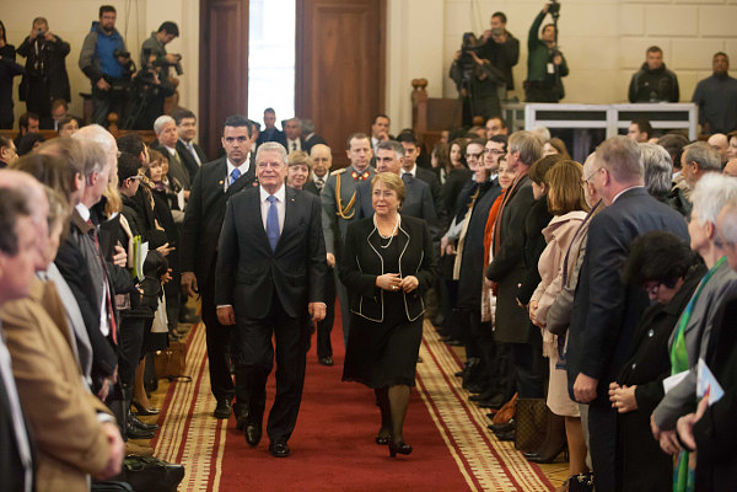 Eröffnung des gemeinsamen Forums der deutschen Politischen Stiftungen