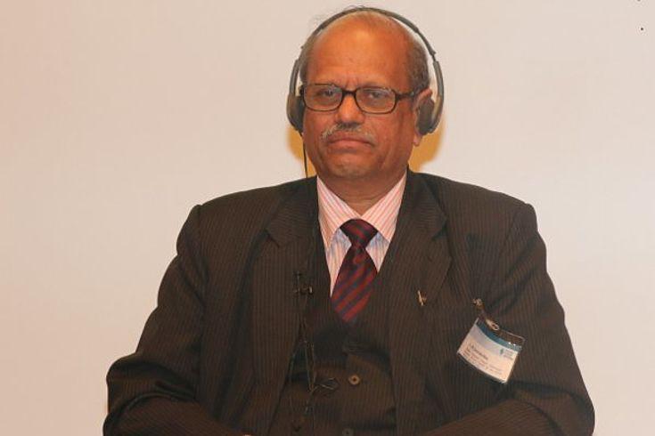 Govinda Rao, Mitglied der 14. indischen Finanzkommission