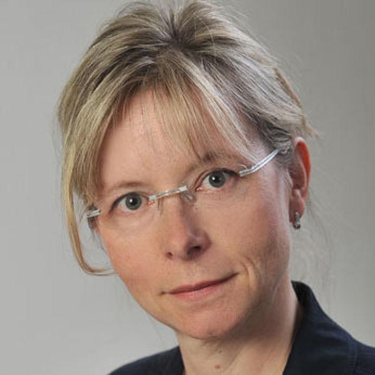 Ines Dietrich ist die Personalchefin für unsere Mitarbeiter in Deutschland