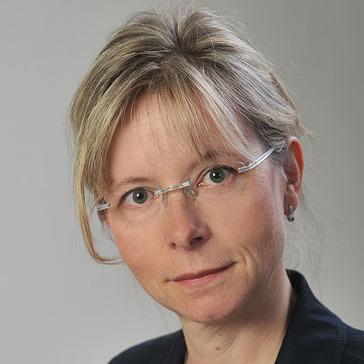 Leiterin Ines Dietrich