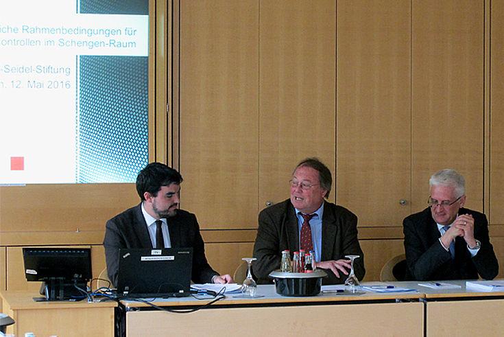 Walther Michl, Thomas Morawski, Joachim Menze