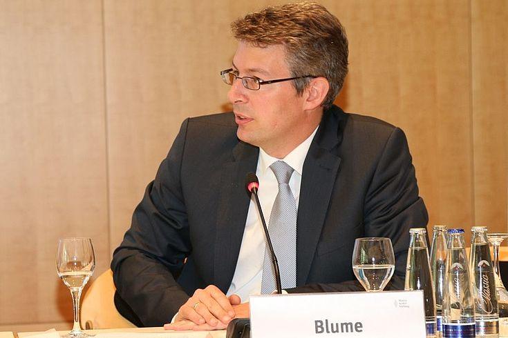 Markus Blume, MdL