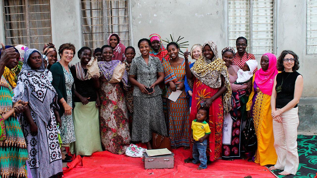 Frauen aus tansania kennenlernen