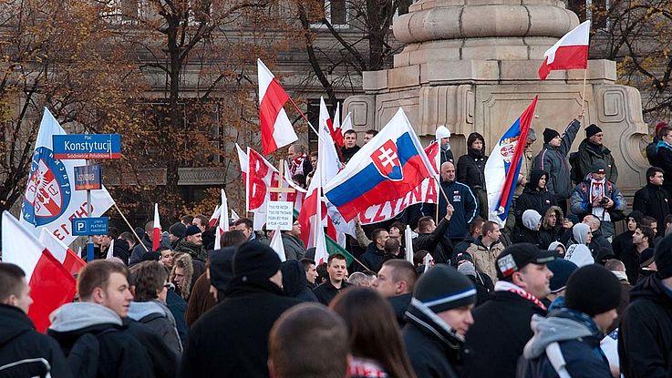 Regierungskrise in der Slowakei