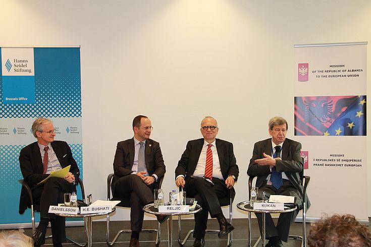 MdEP Kukan berichtet von Erfahrungen seines Heimatlandes Slowakei im EU-Beitrittsprozess