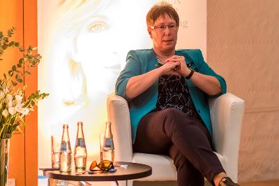 Petra Sandles, Vizepräsidentin des Bayerischen Landeskriminalamtes