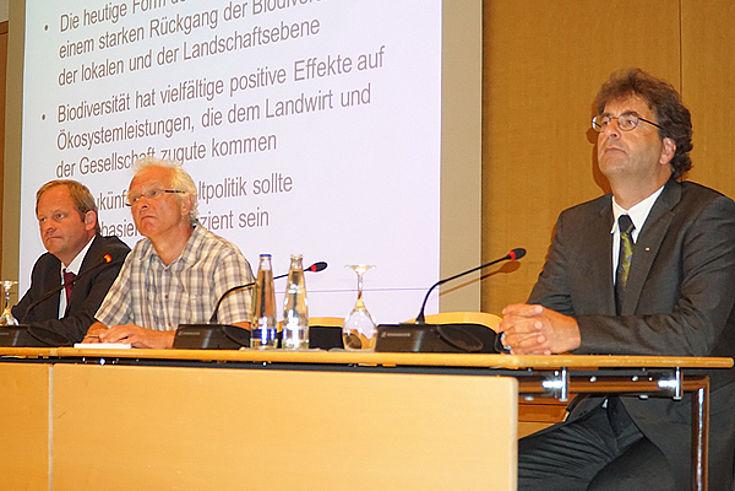 Lothar Hövelmann, Ludwig Gruber, Wolfgang Weisser