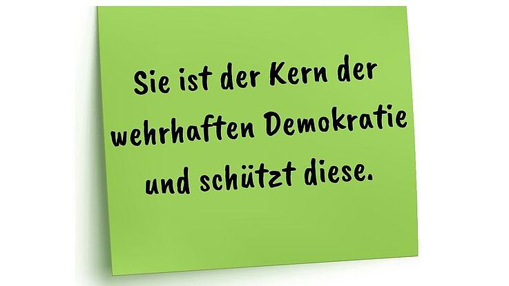 Definition Freiheitlich Demokratische Grundordnung