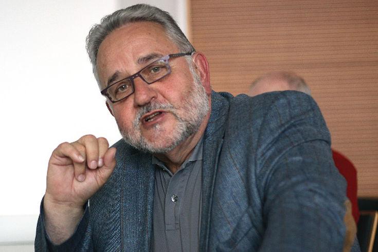 Michael Schmidt, der ehemalige Leiter des Klinischen Ethikkomitees am Universitätsklinikum in Würzburg