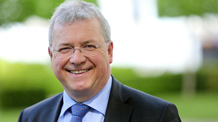Der stv. HSS-Vorsitzende, Markus Ferber