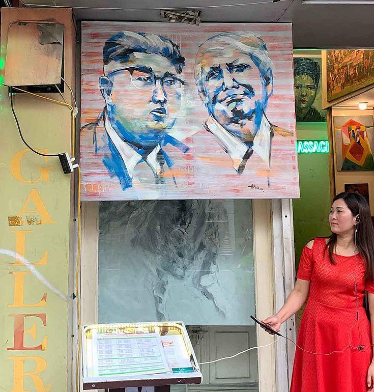 Südkoreas Präsident Moon Jae-In steht unter Druck, nicht nur wegen schwacher Wirtschaftszahlen: Forderungen Nordkoreas den Wirtschaftsverkehr in ganz Korea wieder aufzunehmen, finden unter seinen Wählern verstärkt Gehör.