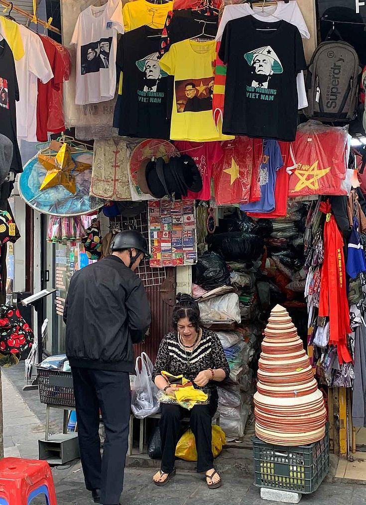 Vietnam hielt auch nach der witschaftlichen Öffnung weiter an seinem politischen System fest. Das könnte für Nord-Korea interessant sein.