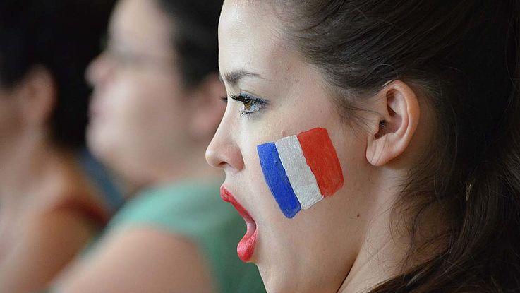 Wahlen zur französichen Nationalversammlung