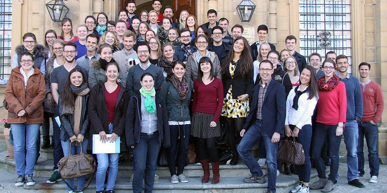 Teilnehmer des Fachforums Wirtschaftswissenschaften