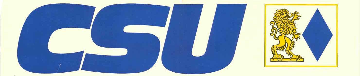 Ausschnitt aus einem Plakat zur Landtagswahl 1970