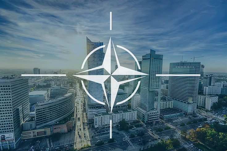 Die polnische Hauptstadt Warschau war Gastgeber des NATO-Gipfels