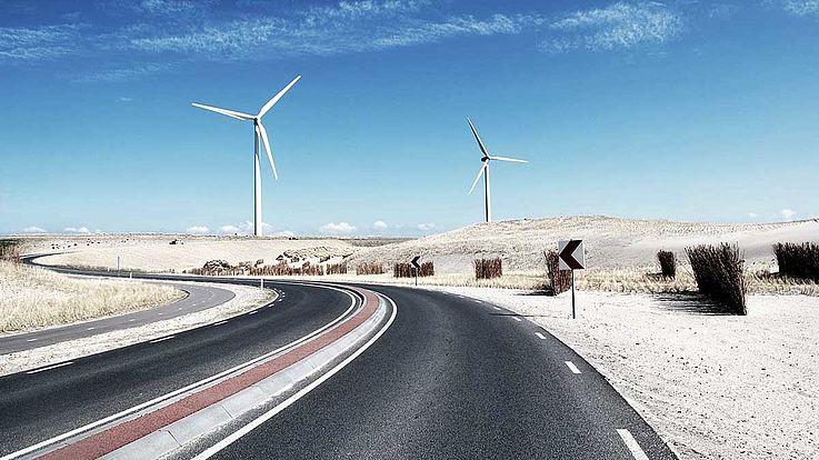 Globaler Wettbewerb um Energieinfrastrukturen.