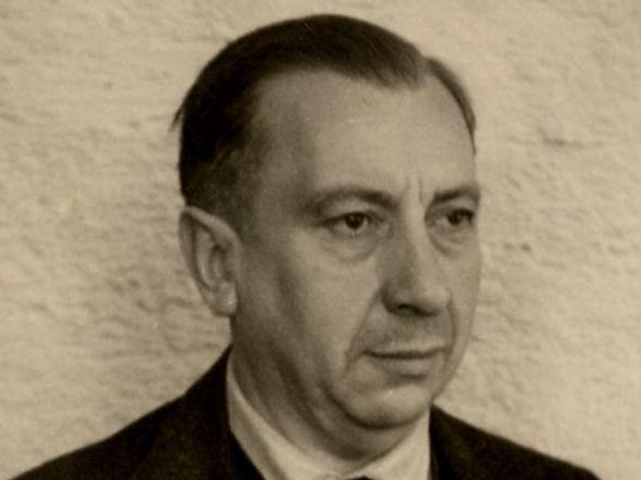 Josef Müller im Juli 1945