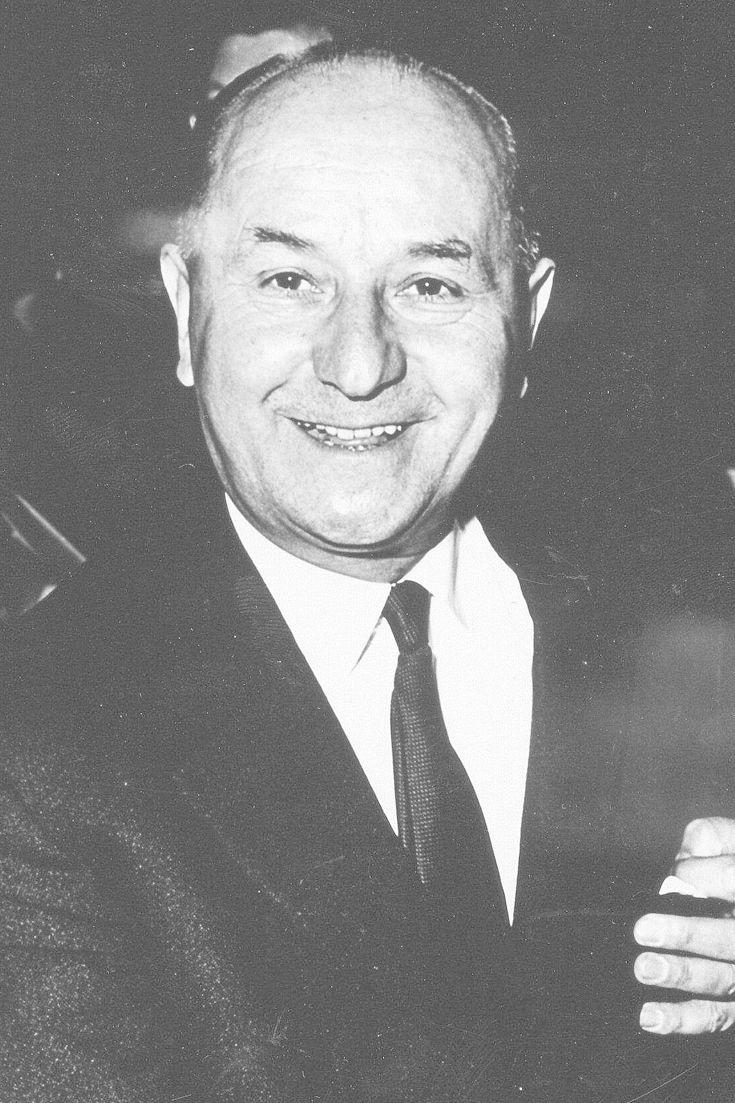 1957 wurde Hanns-Seidel das Bundesverdienstkreuz verliehen, 1959 das Großkreuz der Bundesrepublik
