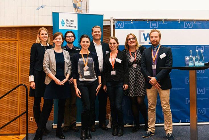 Teilnehmer des Generationengipfels