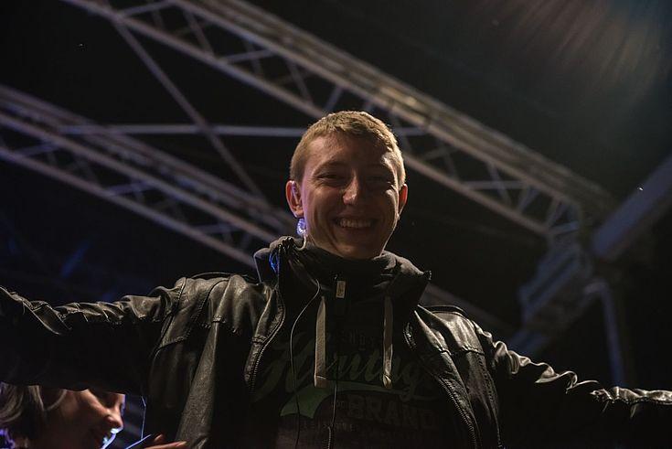 Felix Pietsch war vier Jahre lang Teil des Organisationsteams des gemeinnützigen Festivals Seequency.