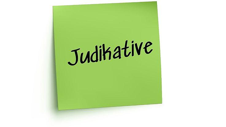 Definition Judikative