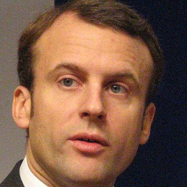 """Emmanuel Macron: Sozial- und wirtschaftsliberaler Vositzender seiner Bewegung """"En Marche"""". Auf Europaebene möchte er ein eigenes Parlament für die Eurozone mit eigenem Budget und Wirtschafts- und Finanzminister."""