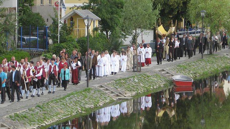 Jüngstes Hochfest der katholischen Kirche