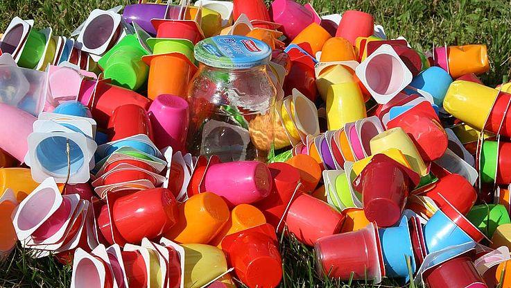 Reden wir über Recycling