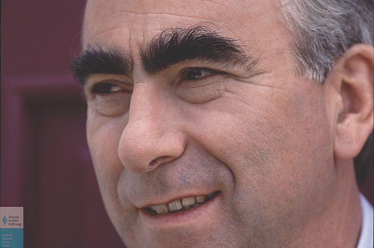 80. Geburtstag von Theo Waigel
