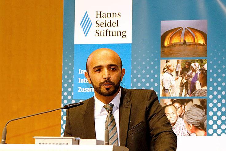 Dr. Said AlDailami leitet seit Oktober 2014 für die Hanns-Seidel-Stiftung das Regionalbüro Tunesien, Algerien und Libyen in Tunis.