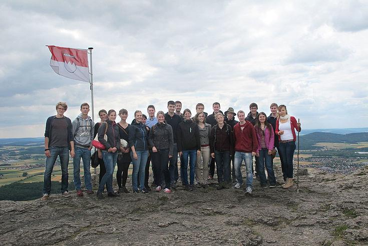 Exkursion zum Staffelberg