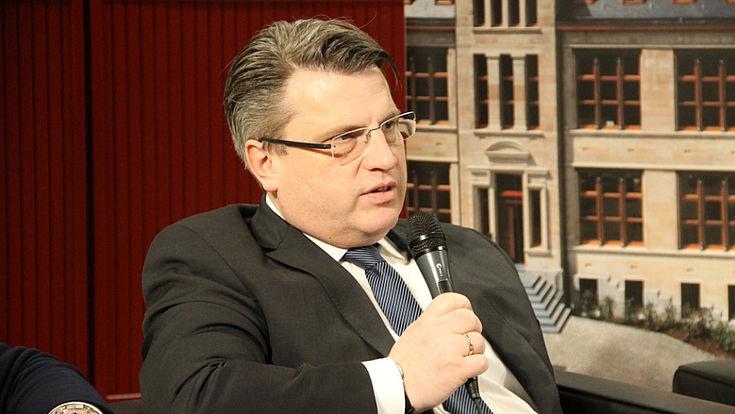 Staatsminister Winfried Bausback, MdL